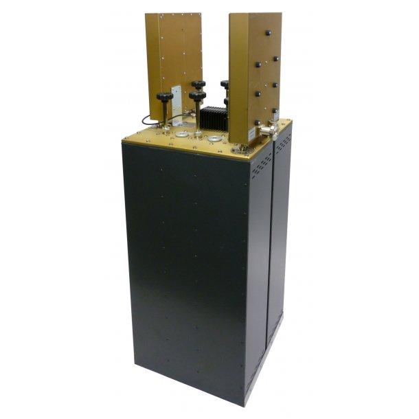 EuroCaster FDT/4000 FM Duplexer Double Bridge Triple Coaxial Filters 2+2kW Aluminium