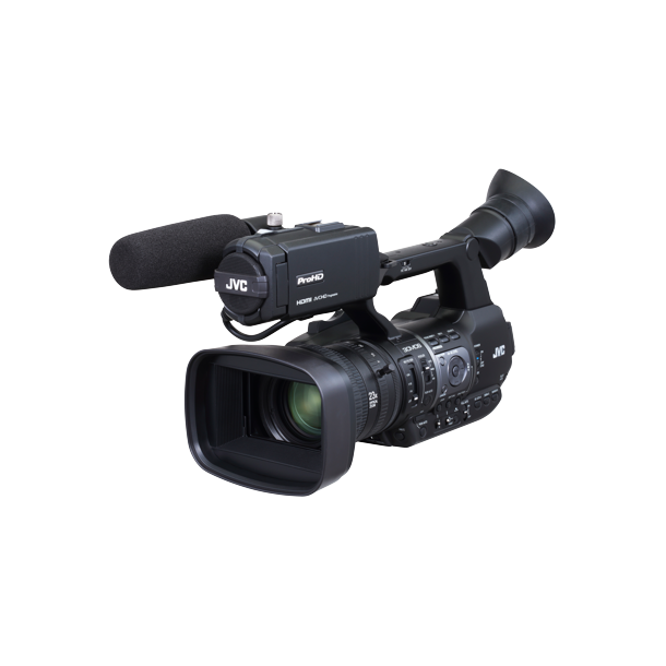 JVC GY-HM660RE HD END Live Streaming Camcorder