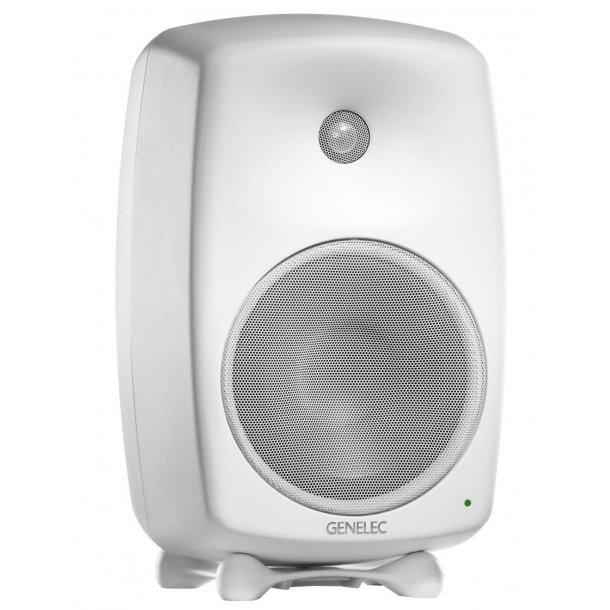 Genelec 8050BP Two-way Studio Monitor, white