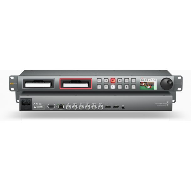Blackmagic Hyper Deck Studio 12G
