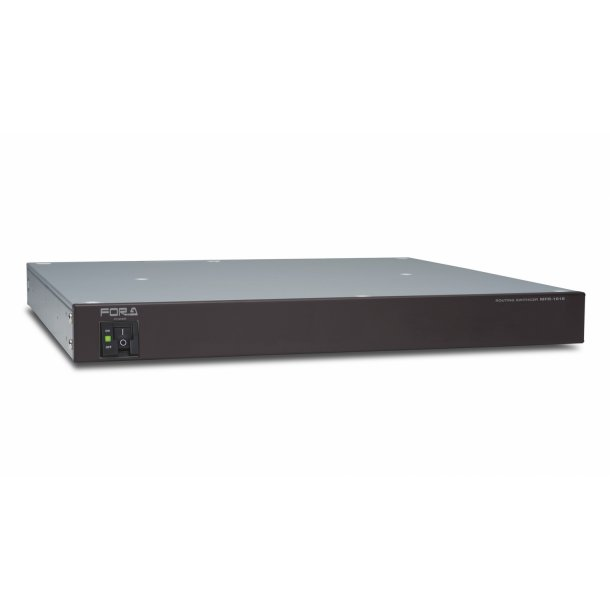 For-A MFR1616 Routing Switcher