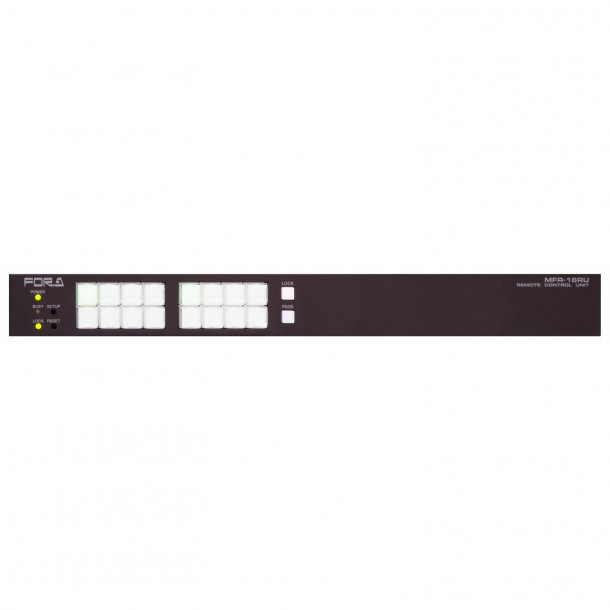 For-A MFR-16RU Control Panel Routing Switcher (Full Programmable)