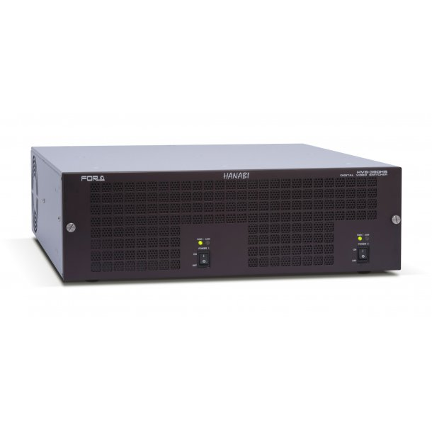 For-A HVS-390HS 2M/E - TYPE A1 - HD/SD Video Switcher