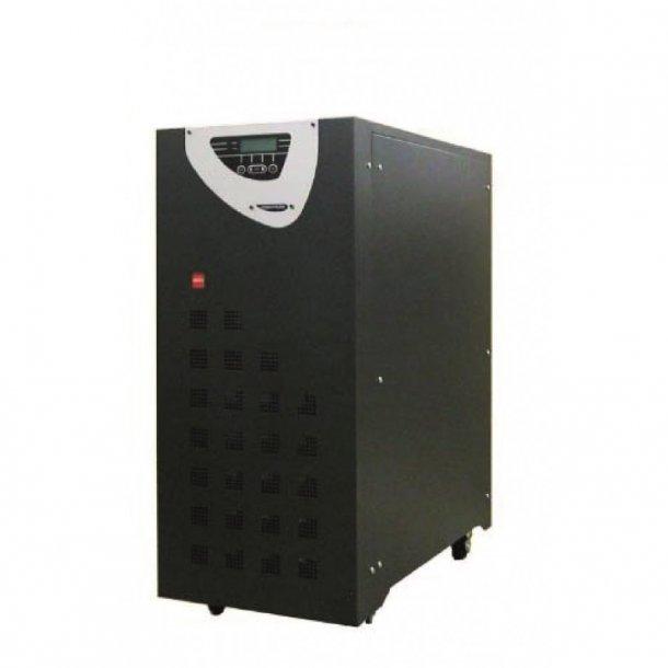 Microset MTT 15/10 Three Phases 400Vac + Neutral U.P.S. 15 kVA 10 min.