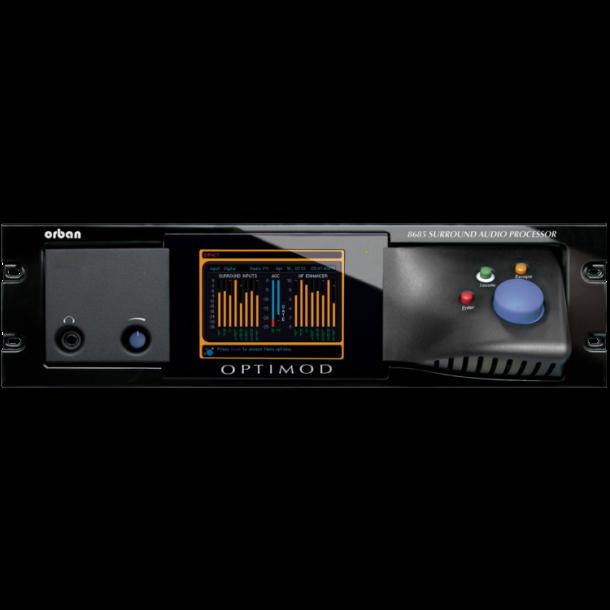 Spiksplinternieuw Orban OPTIMOD-TV 8685 SURROUND SOUND TV Processor Dolby AC3 - TV NW-51