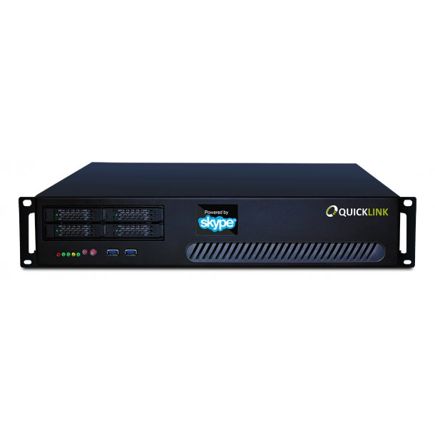 Quicklink Quad - HD-SDI 4 Channels Skype in/out