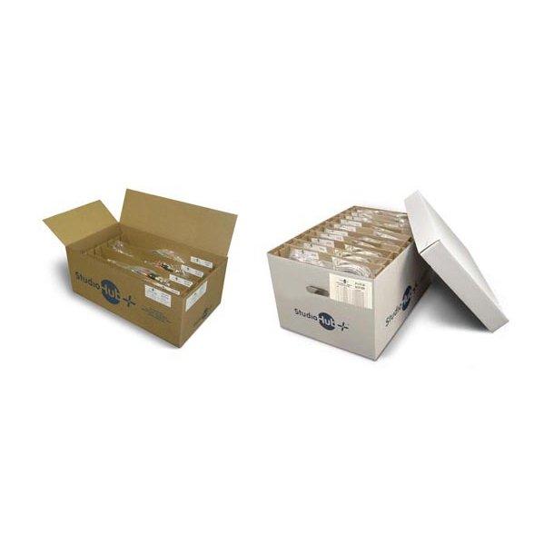Studiohub Medium Studio Kit w/20 Adapters & 30 Cables