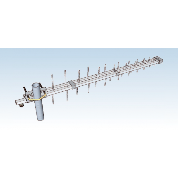 EuroCaster LogPeriodic GHz Microwave Antenna 800-2700 Mhz