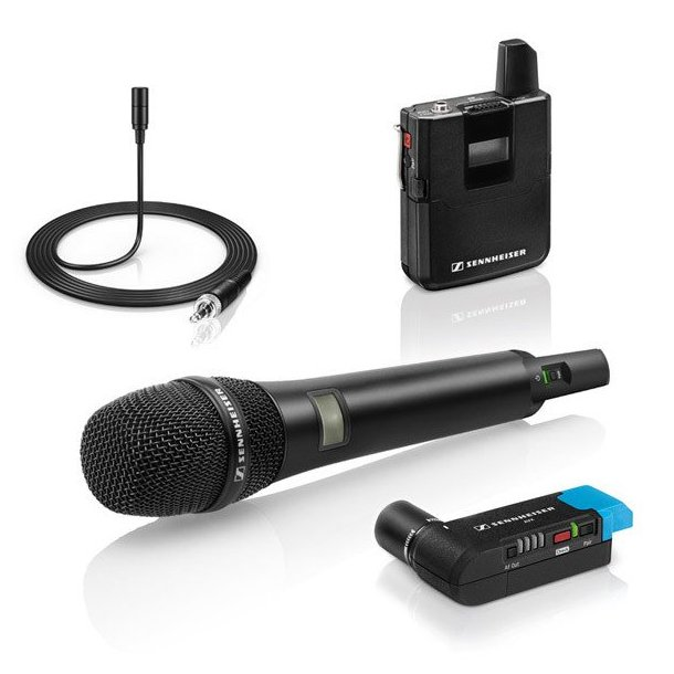 Sennheiser AVX-Combo Set-3-EU digital wireless microphone
