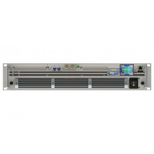 EuroCaster TX600/450V DAB+ Transmitter 500W RMS