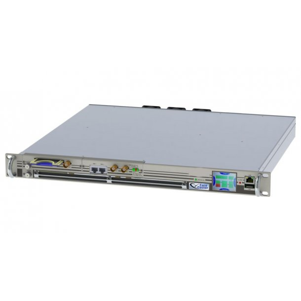 EuroCaster TX220/80V UHF TV Transmitter 80W RMS /220W P.S.