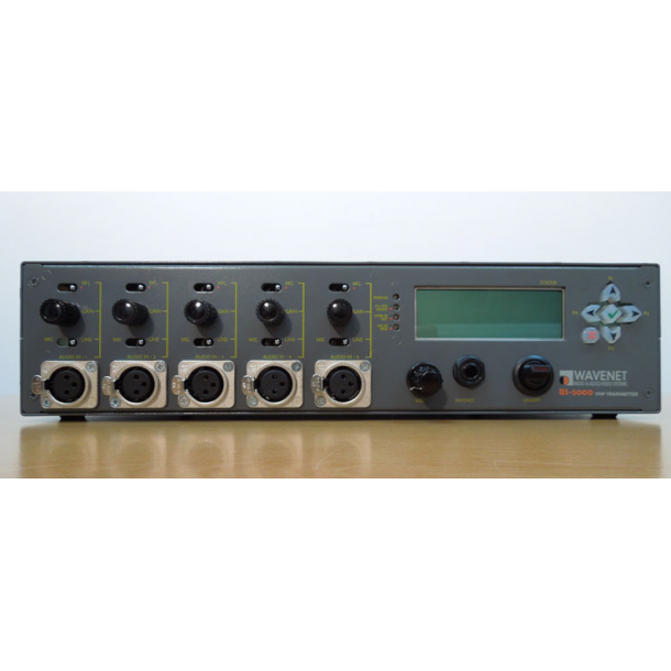 Wavenet BS-5000 Mobile radio-link transmitter