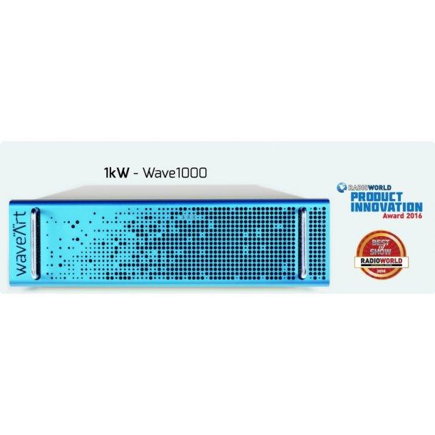 WaveArt Wave1000 Digital FM Transmitter