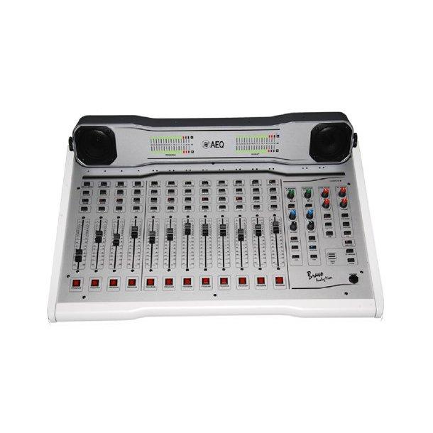 AEQ Bravo CS On Air Broadcast Mixing Console