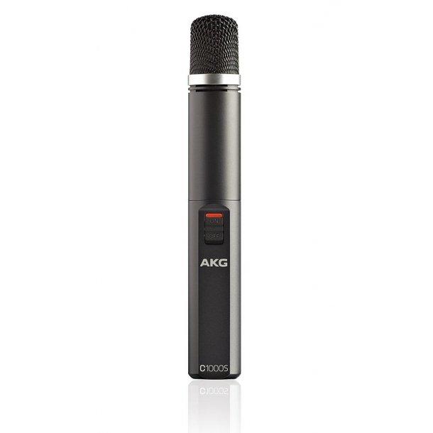 AKG C1000S MK4 Black Condenser Microphone