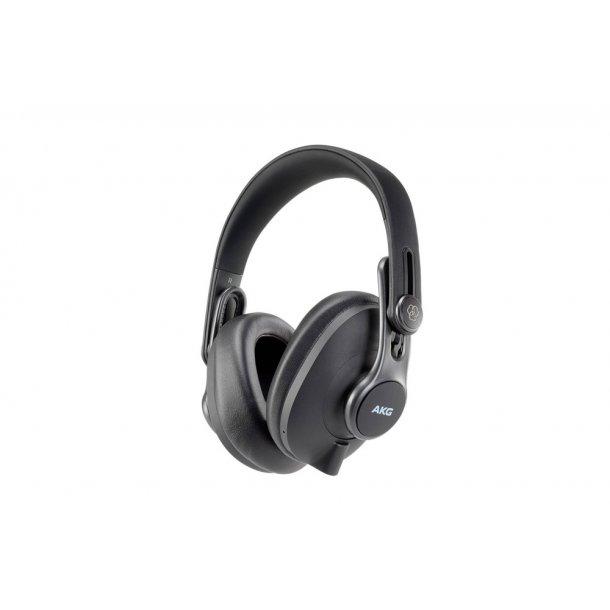 Akg K371 Bt Over Ear Closed Back Foldable Studio Headphones With Bluetooth Headphones Broadcaststoreeurope Com