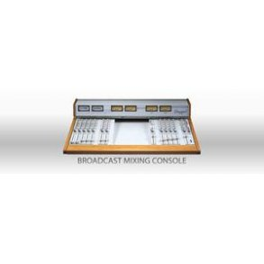 Axel Broadcast Mixing Consoles