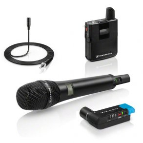 Microphones for TV