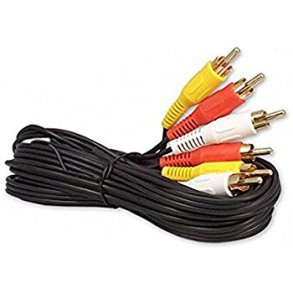 Video Cable + Connectors