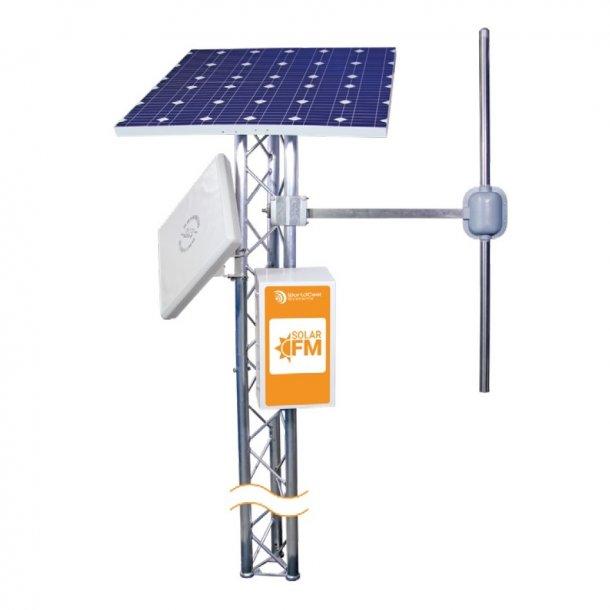 ECRESO Solar FM Turnkey Solar FM Transmission System
