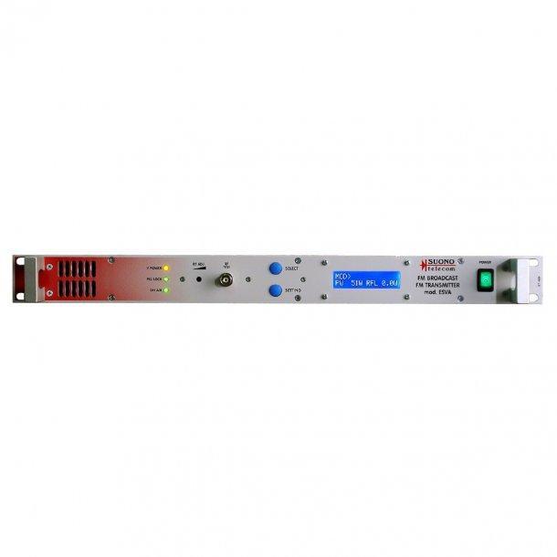 Suono Telecom ESVA100 FM Broadcast Transmitter 100 W Mono/Mpx