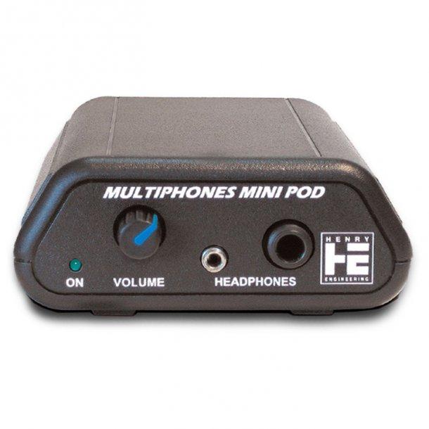 Henry Engineering Multiphones Mini Pod