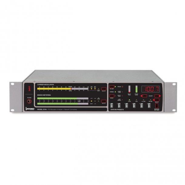 Inovonics 531N FM Modulation Monitor
