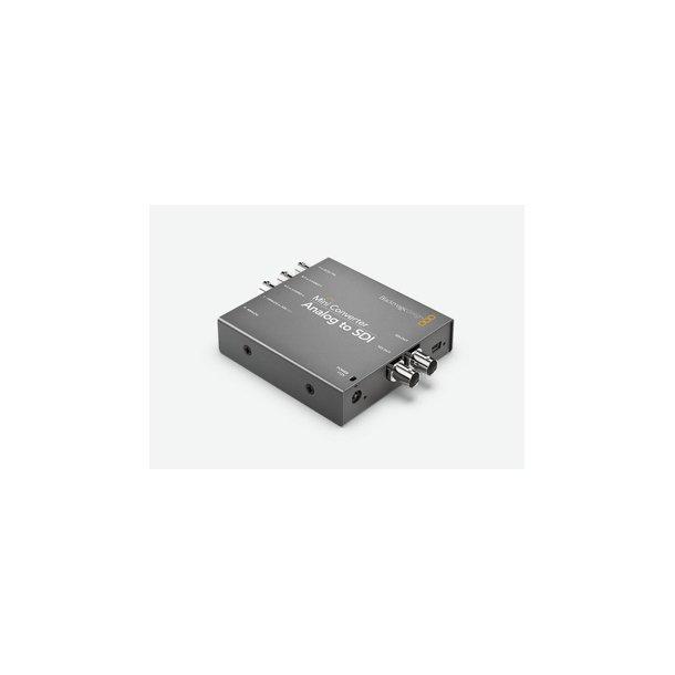 Blackmagic Mini Converter - Analog to SDI
