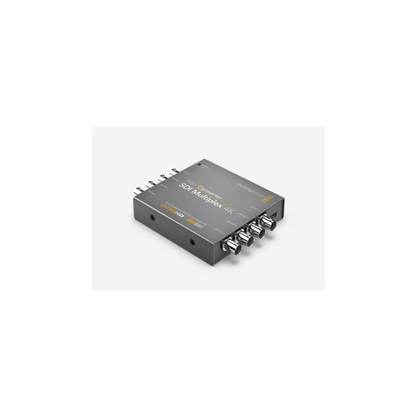 Blackmagic Mini Converter -SDI Multiplex 4K