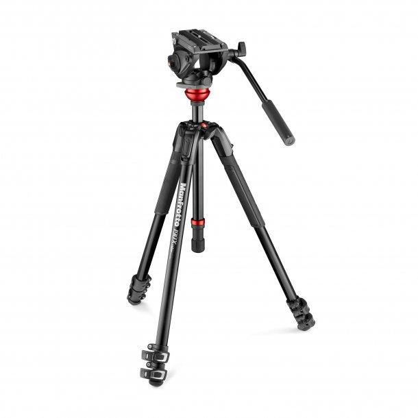 Manfrotto MVK500190XV Video Tripod Kit