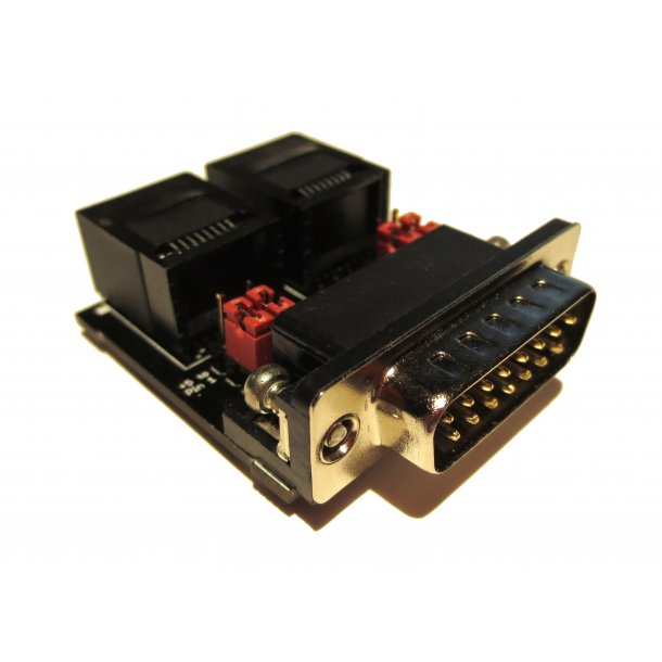 NotaBotYet GPIO Breakout Board for Axia