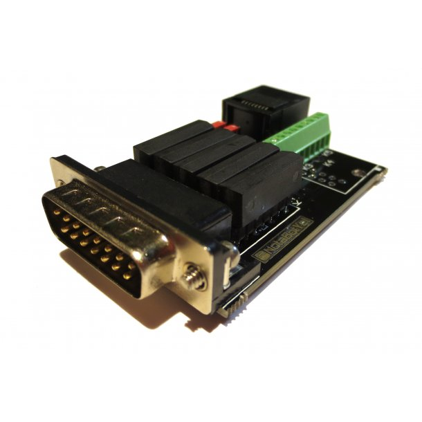 NotaBotYet GPIO Relay Board for Axia