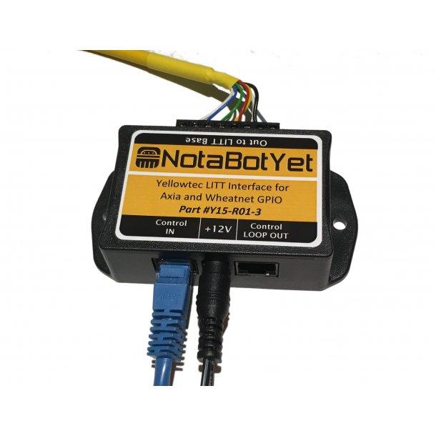 NotaBotYet Interface for Yellowtec LITT Signaling Device