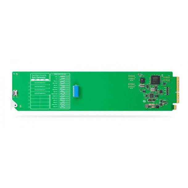 Blackmagic OpenGear Converter - Sync Generator