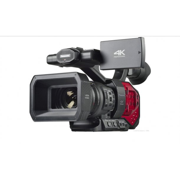 Panasonic AG-DVX200 4K/HD Handheld Camcorder