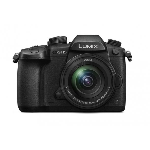 Panasonic GH5 with Panasonic Lumix G Vario