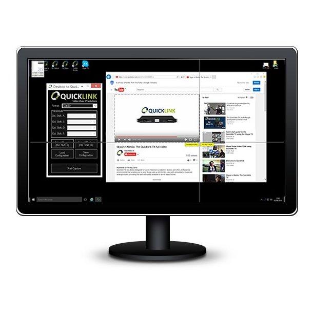 Quicklink Desktop Software
