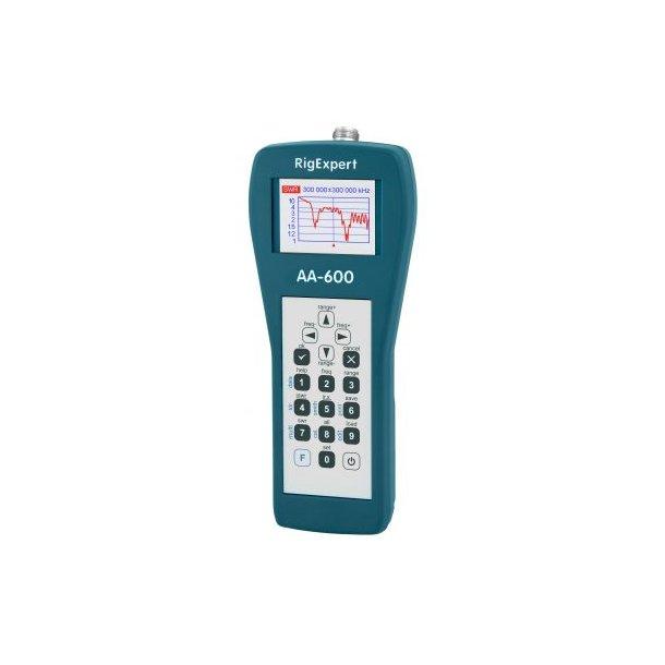 RigExpert AA-600 powerful antenna analyzer