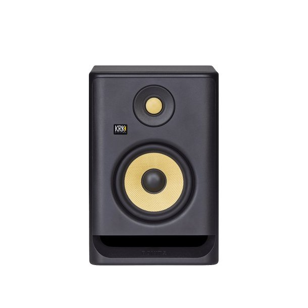 KRK RoKit RP5 G4 Studio Monitor Active 55W Black