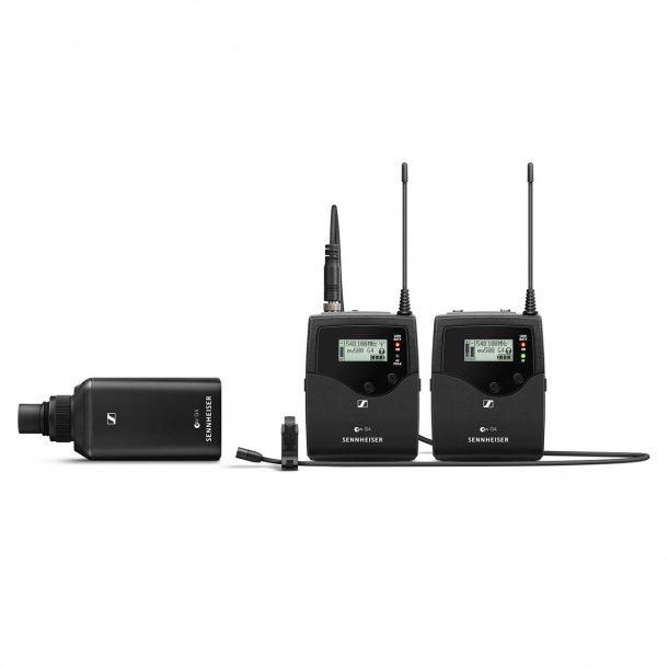 Sennheiser EW 500 Film G4-GBW all-in-one wireless system