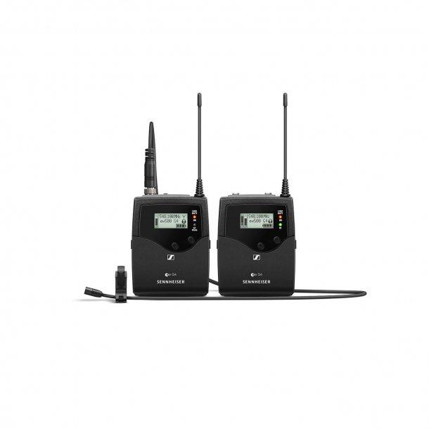 Sennheiser EW 512P G4-DW all-in-one wireless system