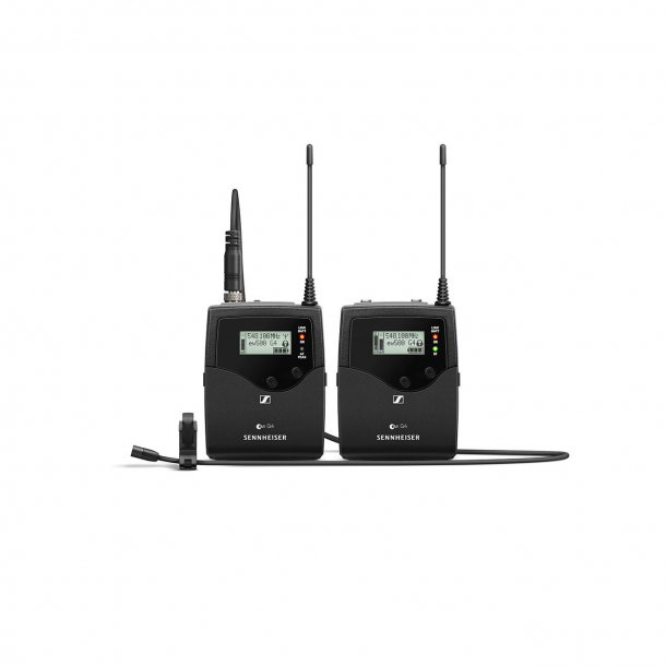 Sennheiser EW 512P G4-GBW all-in-one wireless system