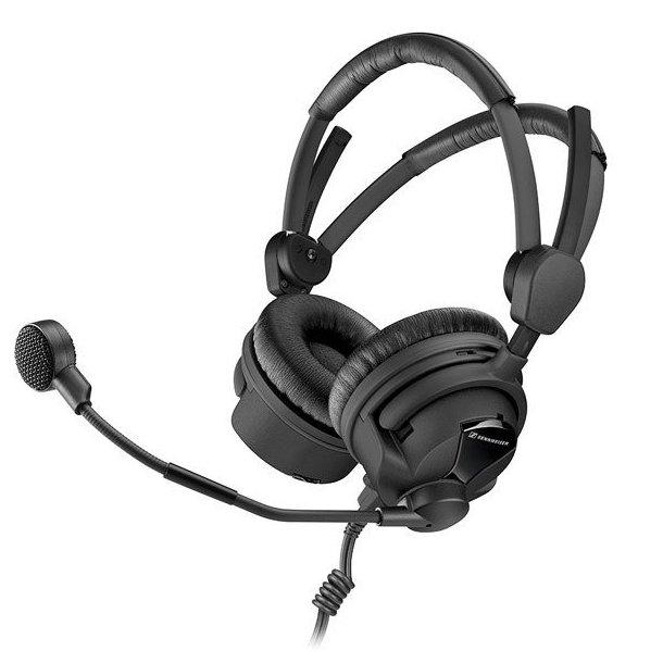 Sennheiser HMD 26-II-600-X3K1 Broadcast Headset