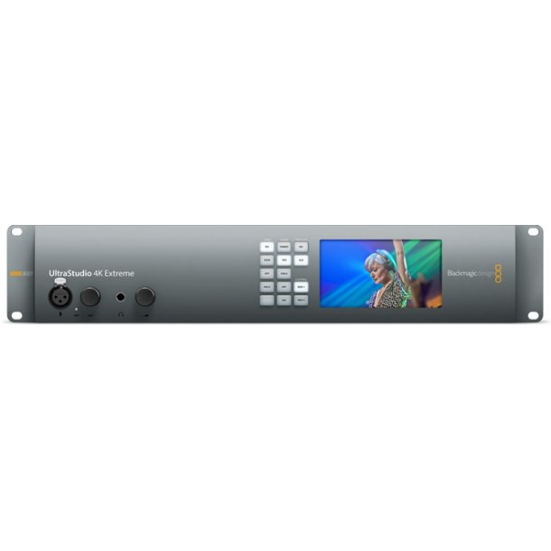 Blackmagic - UltraStudio 4K Extreme 3