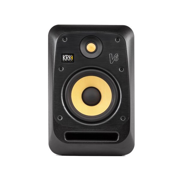 KRK V6 Studio Monitor Active 155W Black