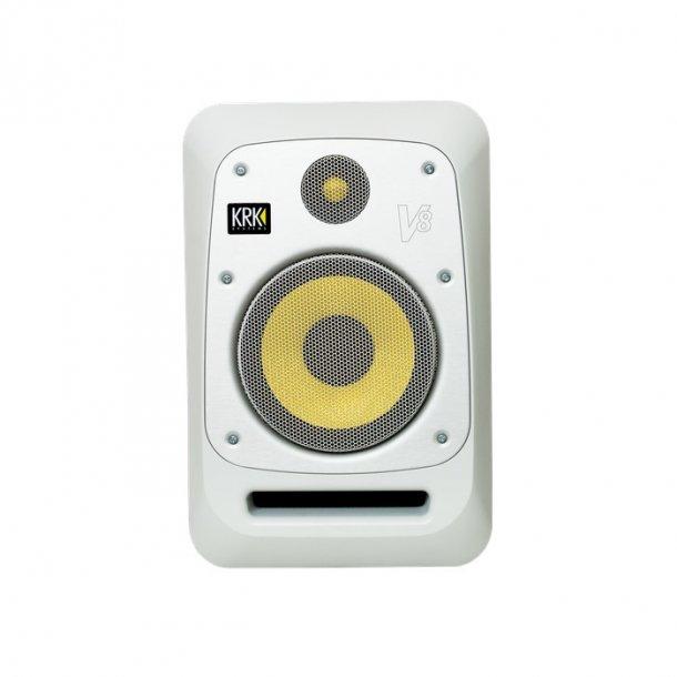 KRK V8 S4 Studio Monitor Active 230W White