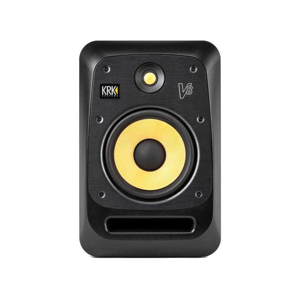 KRK V8 S4 Studio Monitor Active 230W Black
