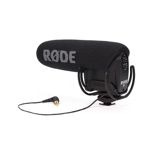 Røde Video Microphone Pro Rycote - shotgun